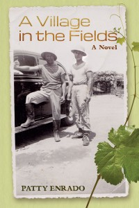 A Village in the Fields book front cover