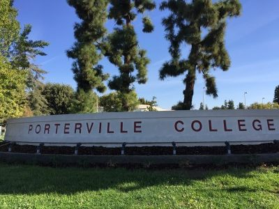 Greetings from Porterville College.