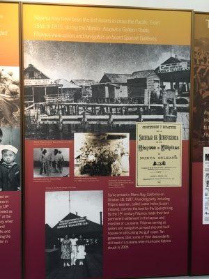 First landing of Filipinos in America.