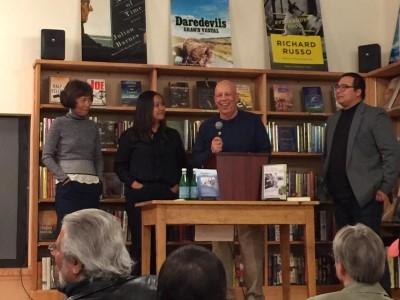Q&A with Marissa, Bob, and Devin (photo courtesy of Ador Pereda Yano).